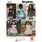 Simplicity Sewing Pattern 8819