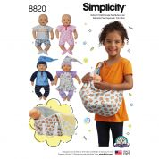 Simplicity Sewing Pattern 8820
