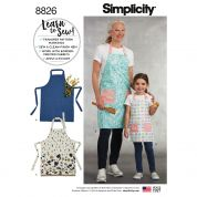 Simplicity Sewing Pattern 8826