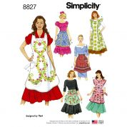 Simplicity Sewing Pattern 8827