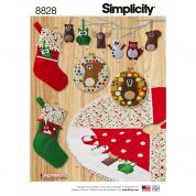 Simplicity Sewing Pattern 8828