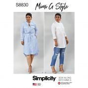 Simplicity Sewing Pattern 8830