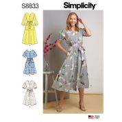 Simplicity Sewing Pattern 8833