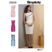 Simplicity Sewing Pattern 8836