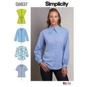 Simplicity Sewing Pattern 8837