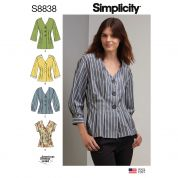 Simplicity Sewing Pattern 8838