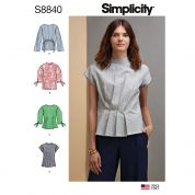 Simplicity Sewing Pattern 8840
