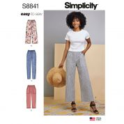Simplicity Sewing Pattern 8841