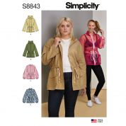 Simplicity Sewing Pattern 8843