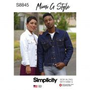 Simplicity Sewing Pattern 8845