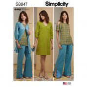 Simplicity Sewing Pattern 8847