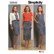 Simplicity Sewing Pattern 8849