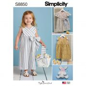Simplicity Sewing Pattern 8850