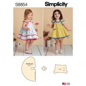 Simplicity Sewing Pattern 8854
