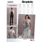 Simplicity Sewing Pattern 8855
