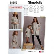 Simplicity Sewing Pattern 8856