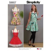 Simplicity Sewing Pattern 8857