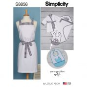 Simplicity Sewing Pattern 8858