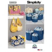 Simplicity Sewing Pattern 8859