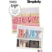 Simplicity Sewing Pattern 8860
