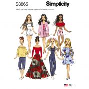 Simplicity Sewing Pattern 8865