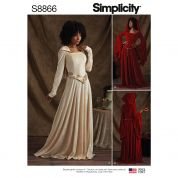 Simplicity Sewing Pattern 8866