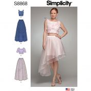Simplicity Sewing Pattern 8868