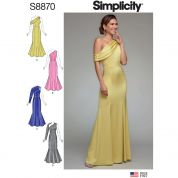 Simplicity Sewing Pattern 8870