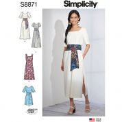 Simplicity Sewing Pattern 8871