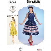 Simplicity Sewing Pattern 8873