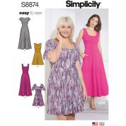 Simplicity Sewing Pattern 8874