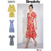 Simplicity Sewing Pattern 8875