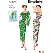 Simplicity Sewing Pattern 8876