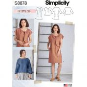 Simplicity Sewing Pattern 8878