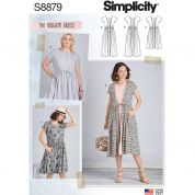 Simplicity Sewing Pattern 8879
