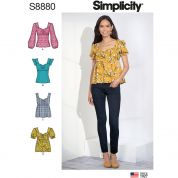 Simplicity Sewing Pattern 8880