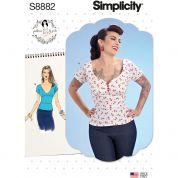 Simplicity Sewing Pattern 8882