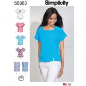 Simplicity Sewing Pattern 8883
