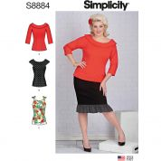 Simplicity Sewing Pattern 8884