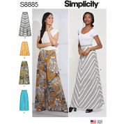 Simplicity Sewing Pattern 8885