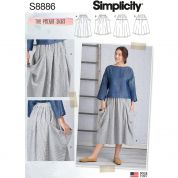 Simplicity Sewing Pattern 8886