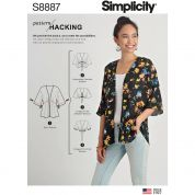 Simplicity Sewing Pattern 8887
