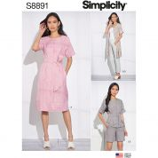 Simplicity Sewing Pattern 8891