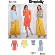 Simplicity Sewing Pattern 8892