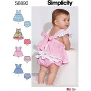 Simplicity Sewing Pattern 8893