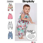 Simplicity Sewing Pattern 8894