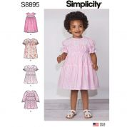 Simplicity Sewing Pattern 8895