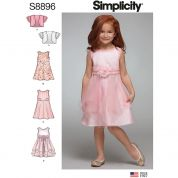 Simplicity Sewing Pattern 8896