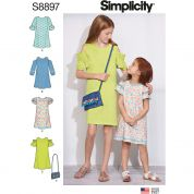 Simplicity Sewing Pattern 8897