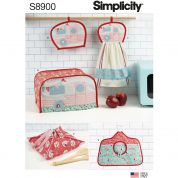 Simplicity Sewing Pattern 8900